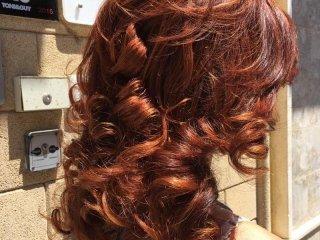 colore personalizzato capelli