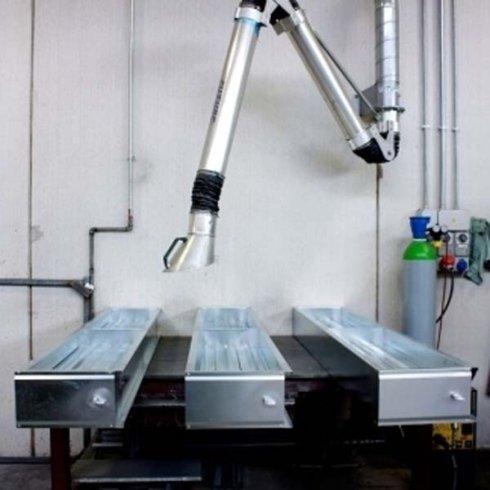 produzione impianti industriali