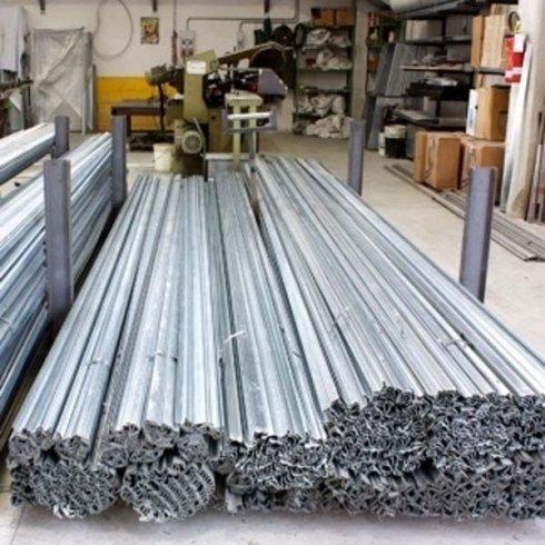 barre in acciaio inox