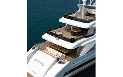 pulizia barche e yatch