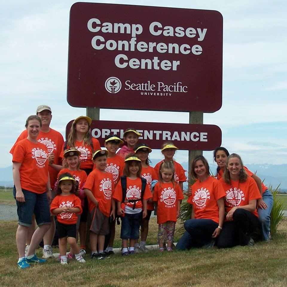 Seattle Pacific University Alumni family retreat!