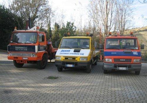 furgoni per soccorso stradale