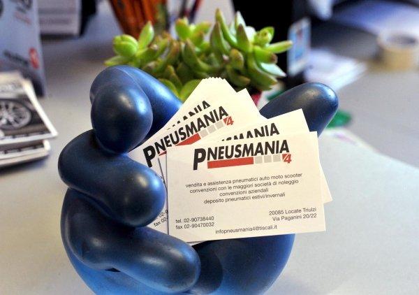 pneusmania 4 - deposito pneumatici