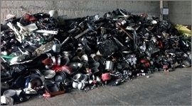 riciclo rottami ferrosi