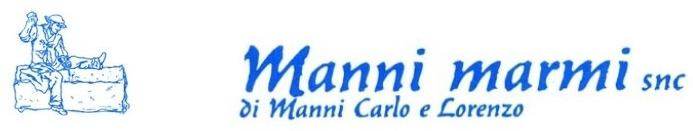 MANNI MARMI - LOGO