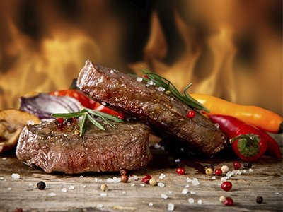 temptations catering barbecue menu