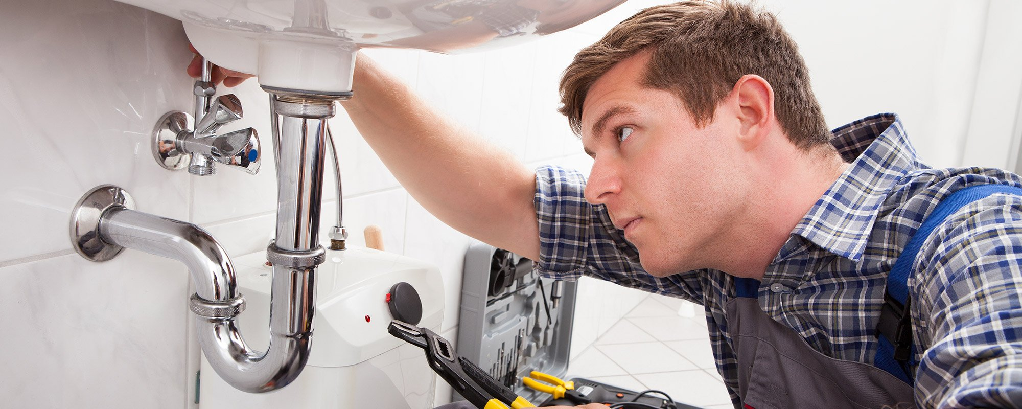 Plumbing work being done by professional  in Rothesay