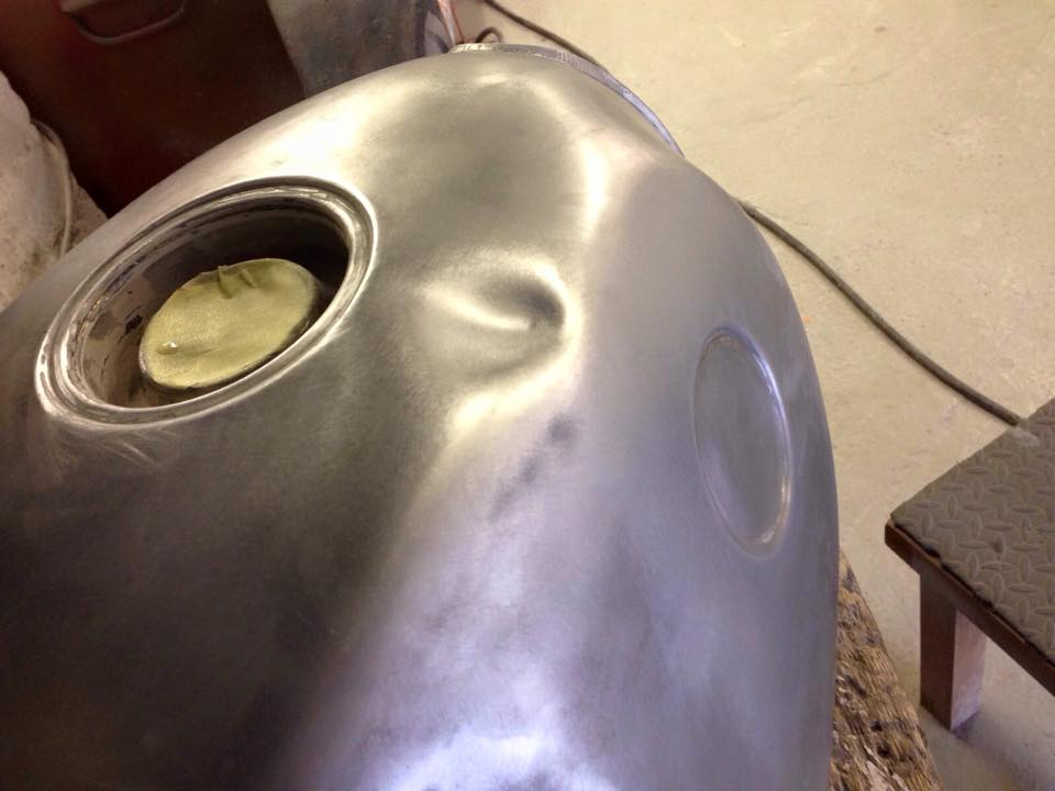 fuel tank respraying