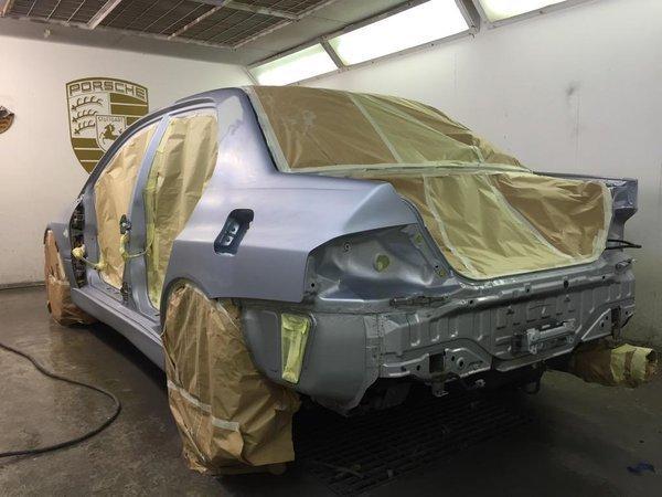 vehicle spraying experts