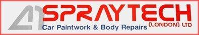A1 Spraytech London Ltd logo