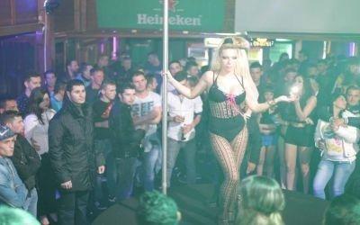 serate a tema discoteca