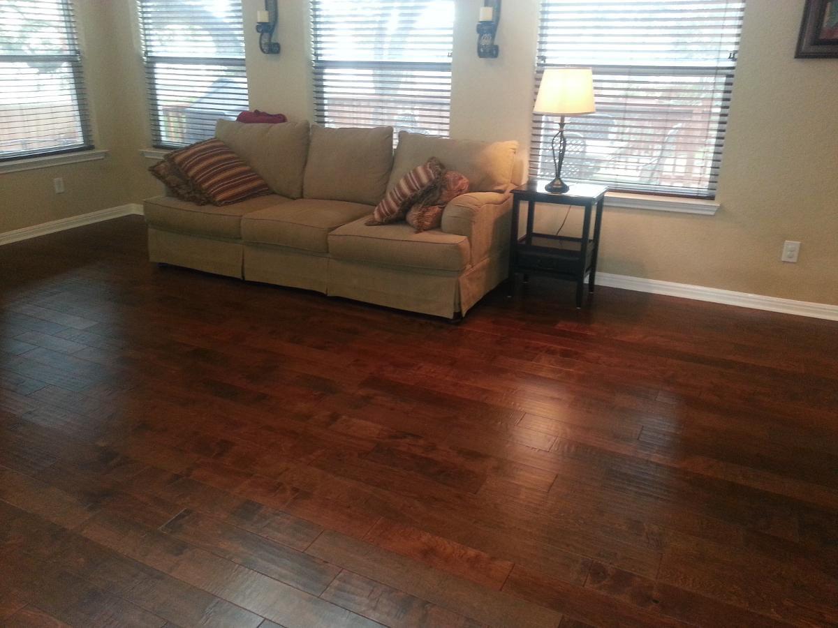 Hardwood Floors San Antonio, TX