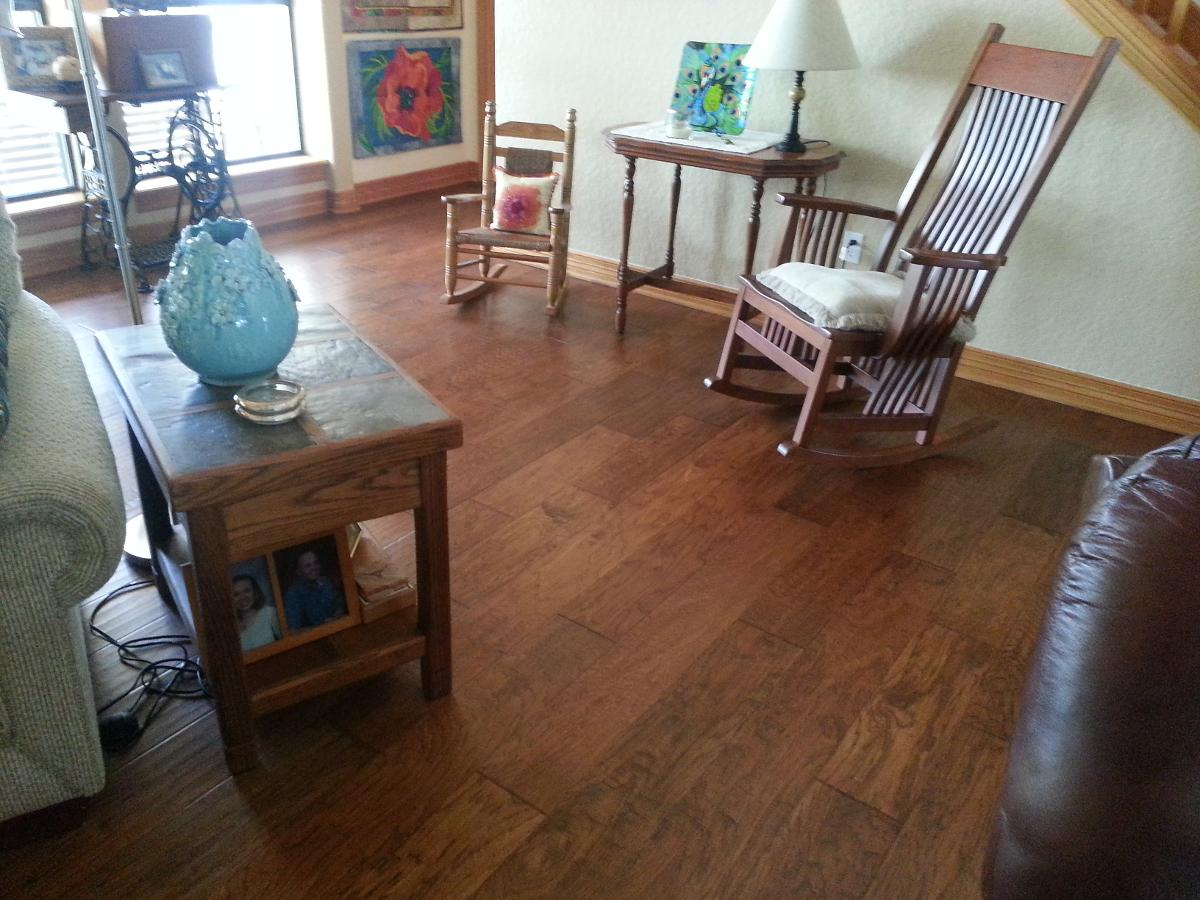 Wood Flooring Bulverde, TX