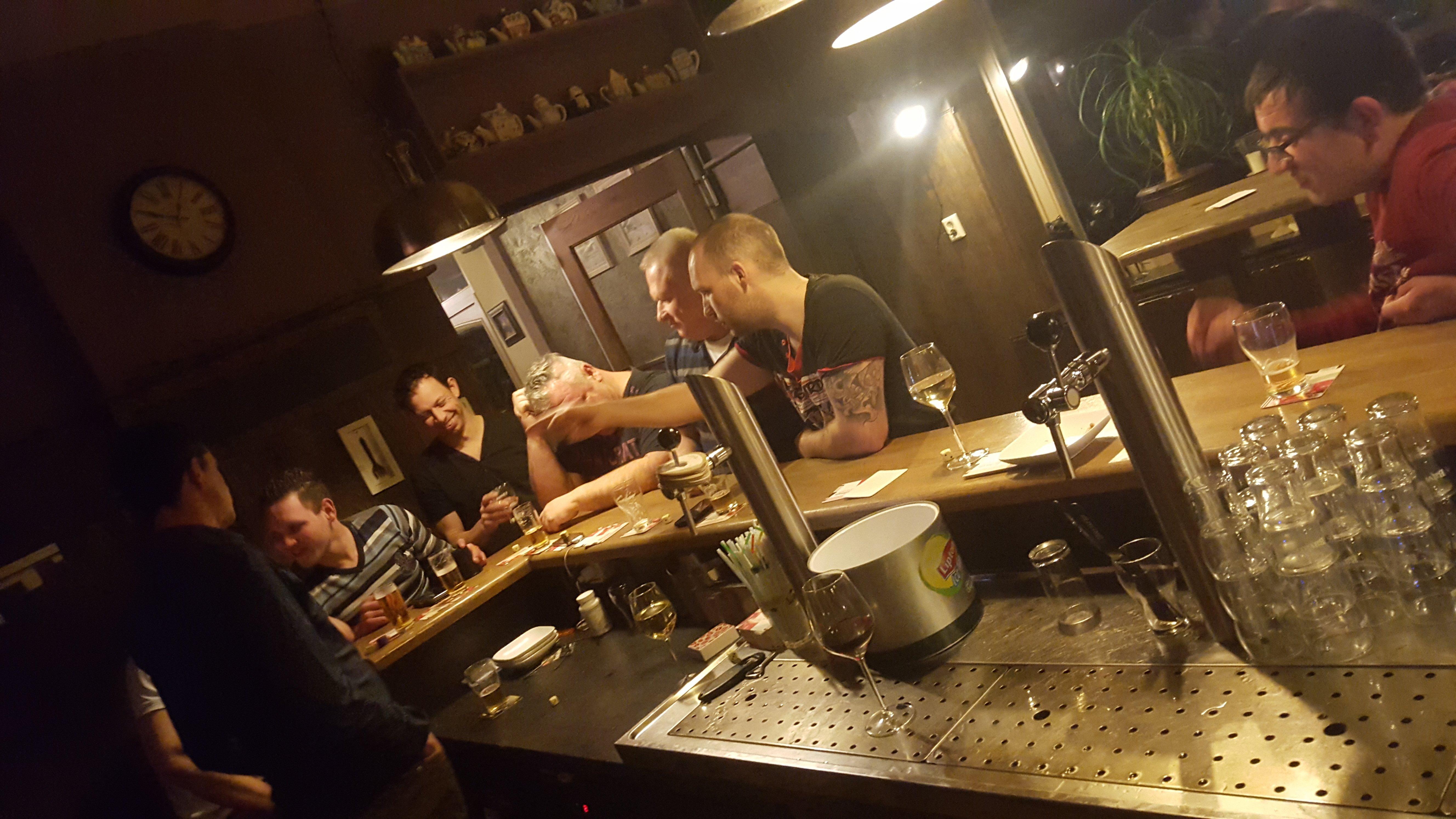 Café in Grashoek