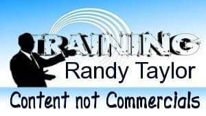 Randy Tayler Content not Commercials