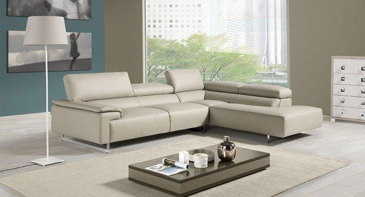 due divani a due posti di color bianco