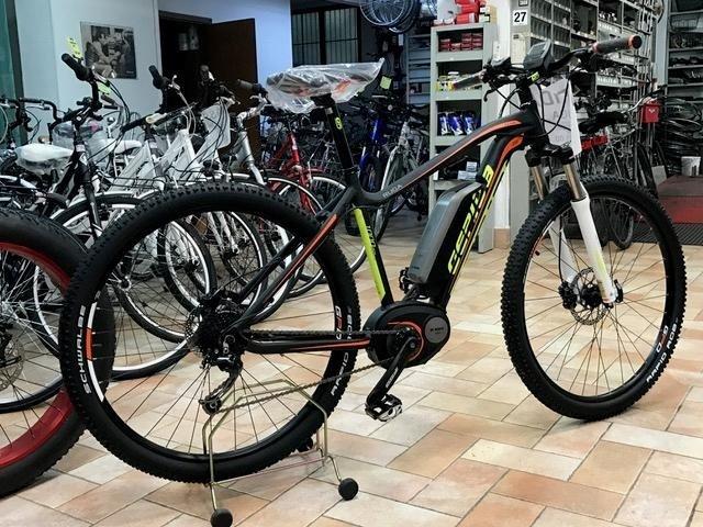 e-Bike Gepida Ruga
