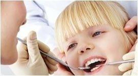 cura denti infanzia