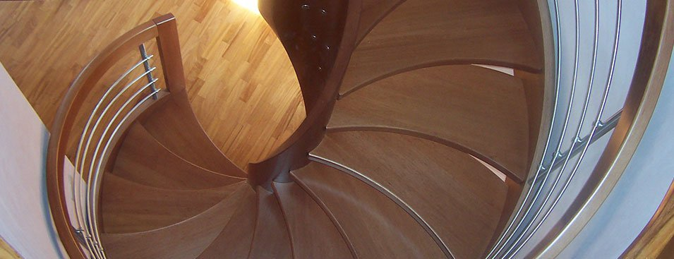scale di ferro-legno
