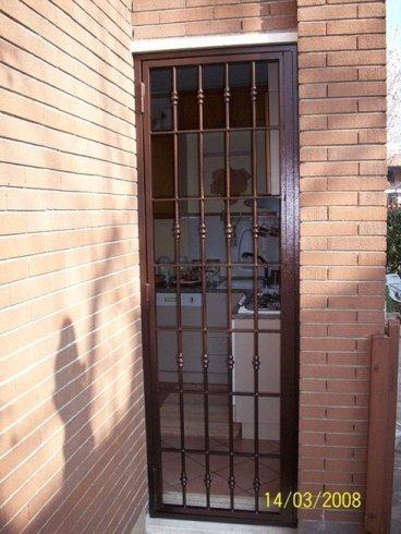Installazione inferriate di sicurezza