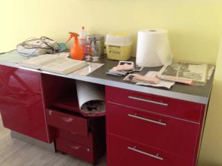 sala per attività clinica
