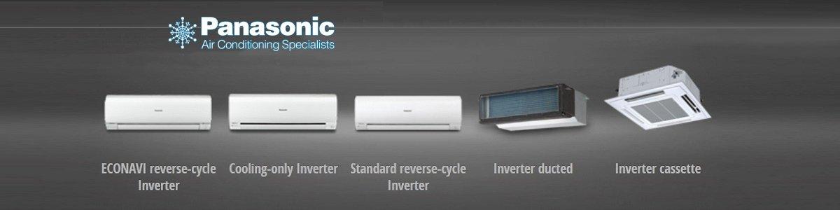 shelair panasonic air conditioning service