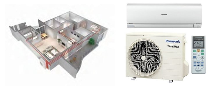 shelair airconditioning types