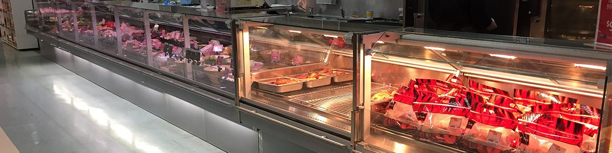 An example of our commercial refrigeration installation in Brisbane