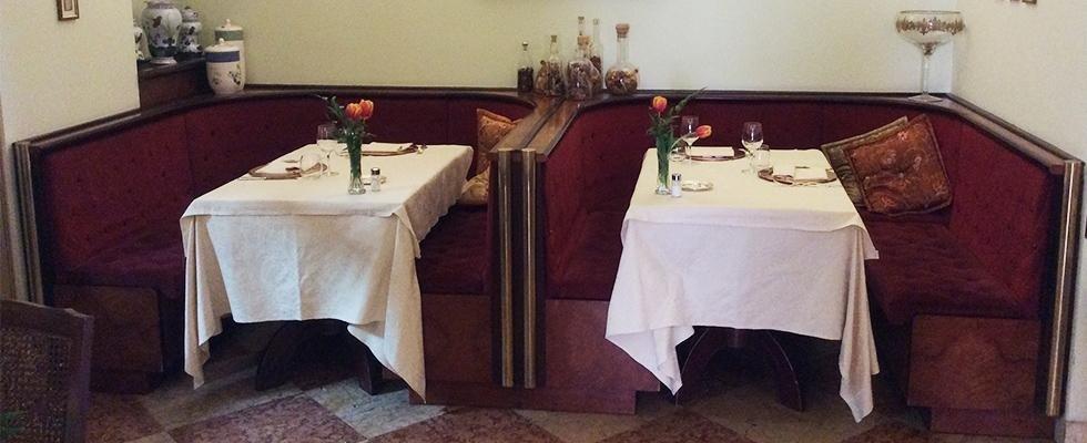 ristorante la quercia di rosa