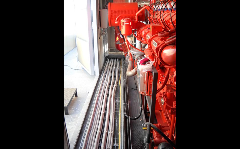 Equipaggiamento Elettrico Sistemi di Cogenerazione