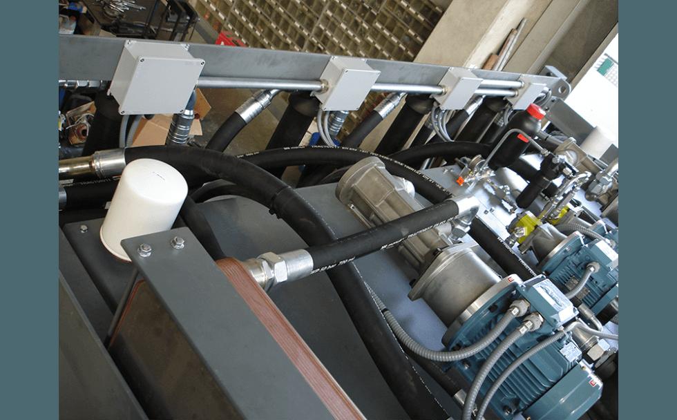 Equipaggiamento Elettrico Bordo Macchina