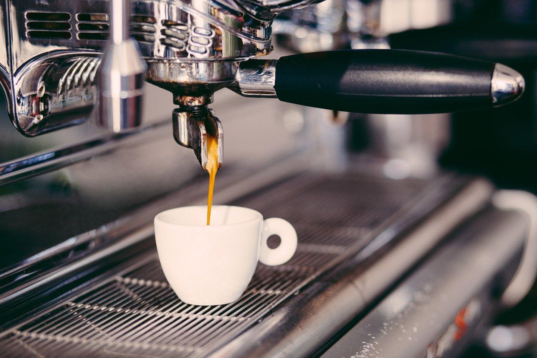 Espresso in tazzina