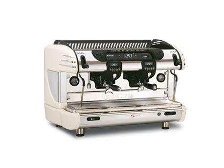 doppia macchina da caffè professionale