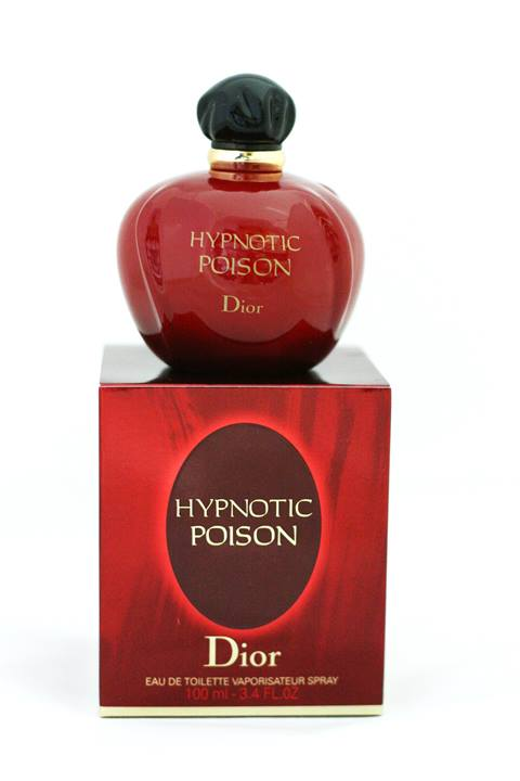 un profumo Dior Hypnotic Poison