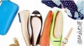 scarpe, borse, foulard