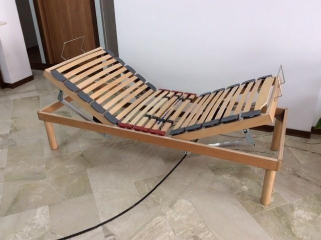 Realizzazione reti doghe in legno