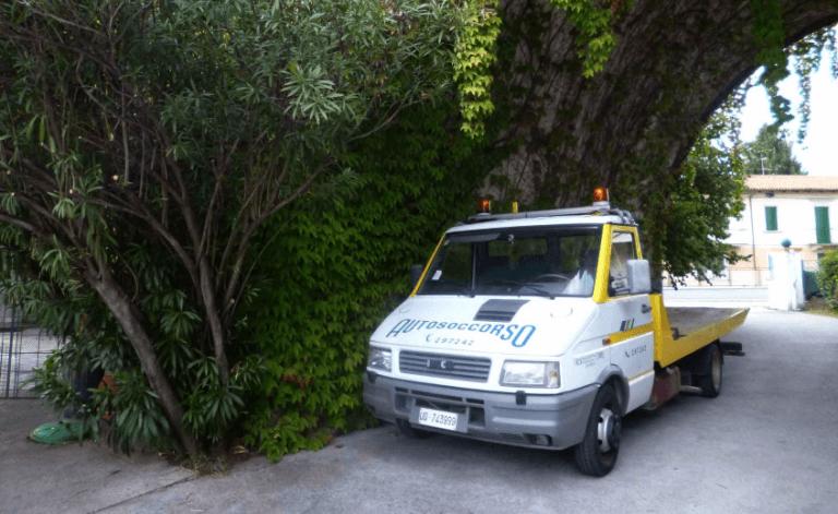 soccorso stradale udine