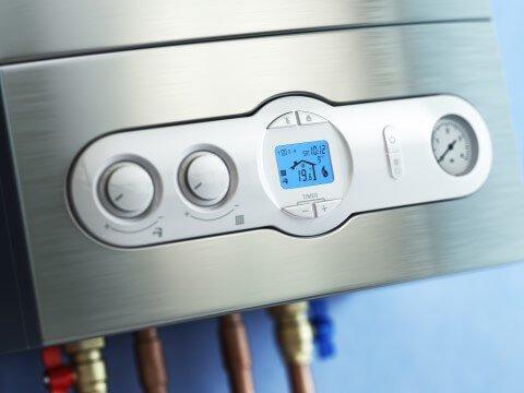 impianto di riscaldamento ad affi