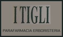 I TIGLI PARAFARMACIA ERBORISTERIA logo