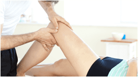 Fisioterapia ginocchio