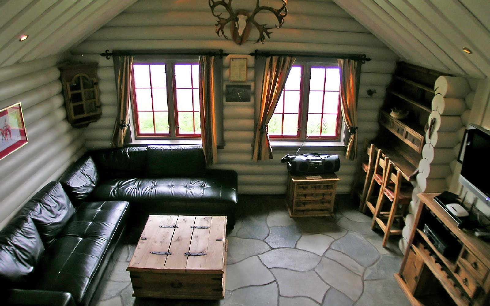Relaxavdeling Dæhliehytta - Sjumilskogen booking Trysil
