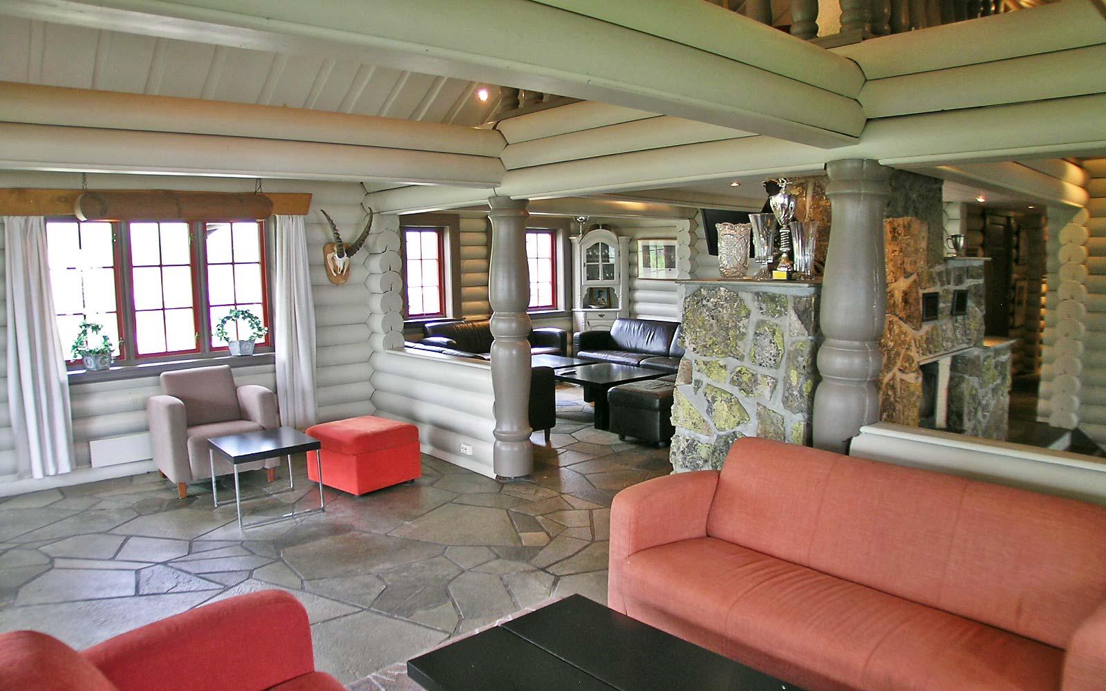 Stue 2 Dæhliehytta - Sjumilskogen booking Trysil