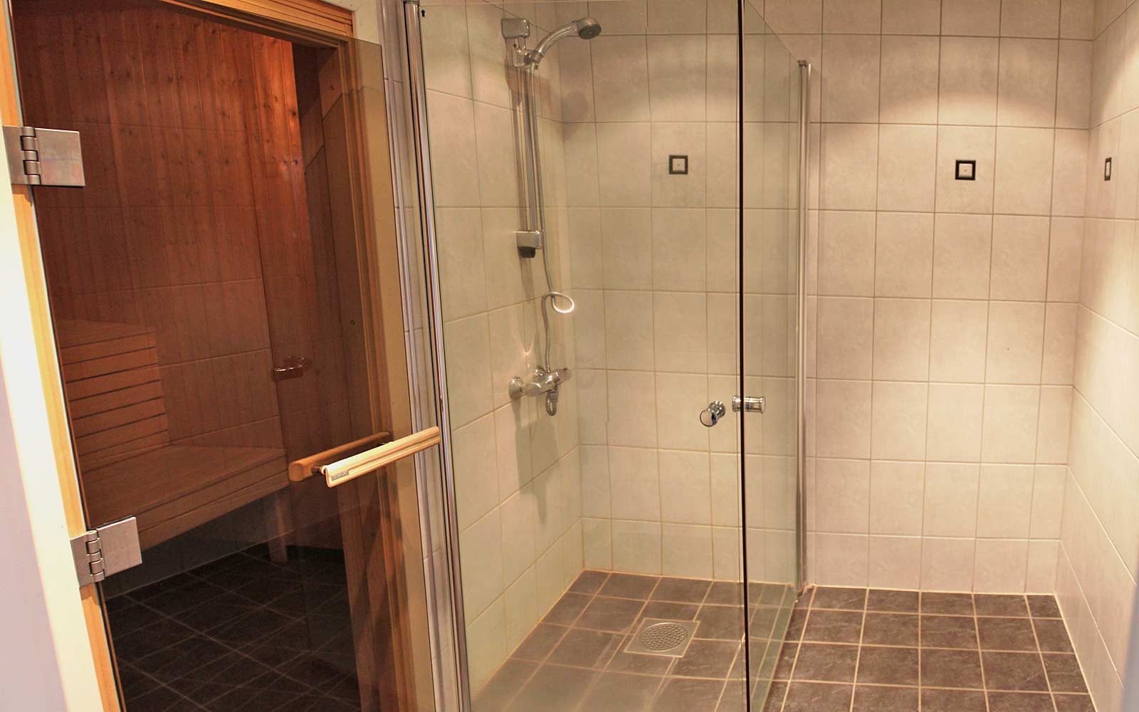 Sauna hytte Gamleskogen Sjumilskogen booking Trysil