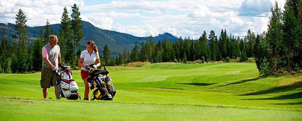 Golf - Sjumilskogen booking Trysil