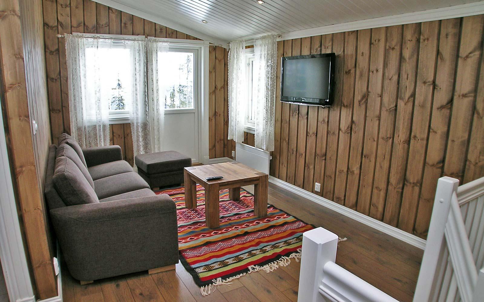 Loftstue Håvi-1 - Sjumilskogen booking Trysil