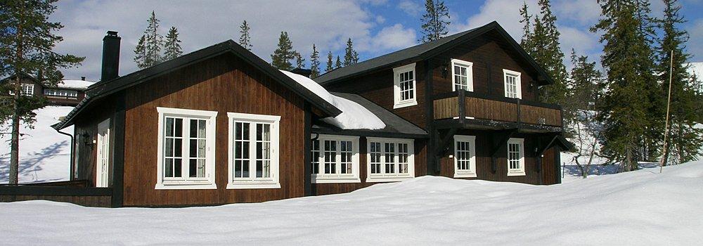 Håvi 2 - Sjumilskogen booking Trysil