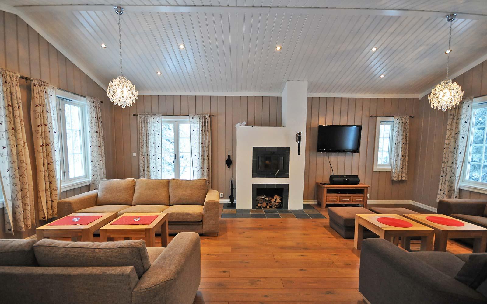 Stue Håvi-2 - Sjumilskogen booking Trysil