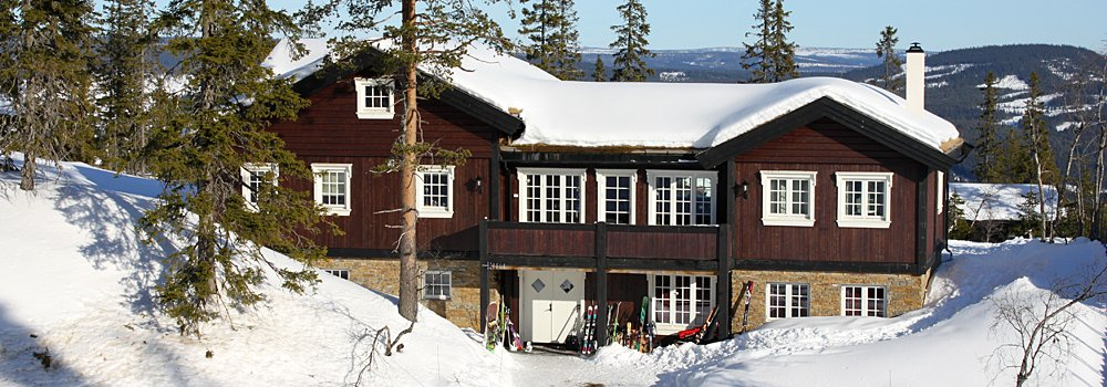 Hytte 830 stor hytte for 30p - Sjumilskogen booking Trysil