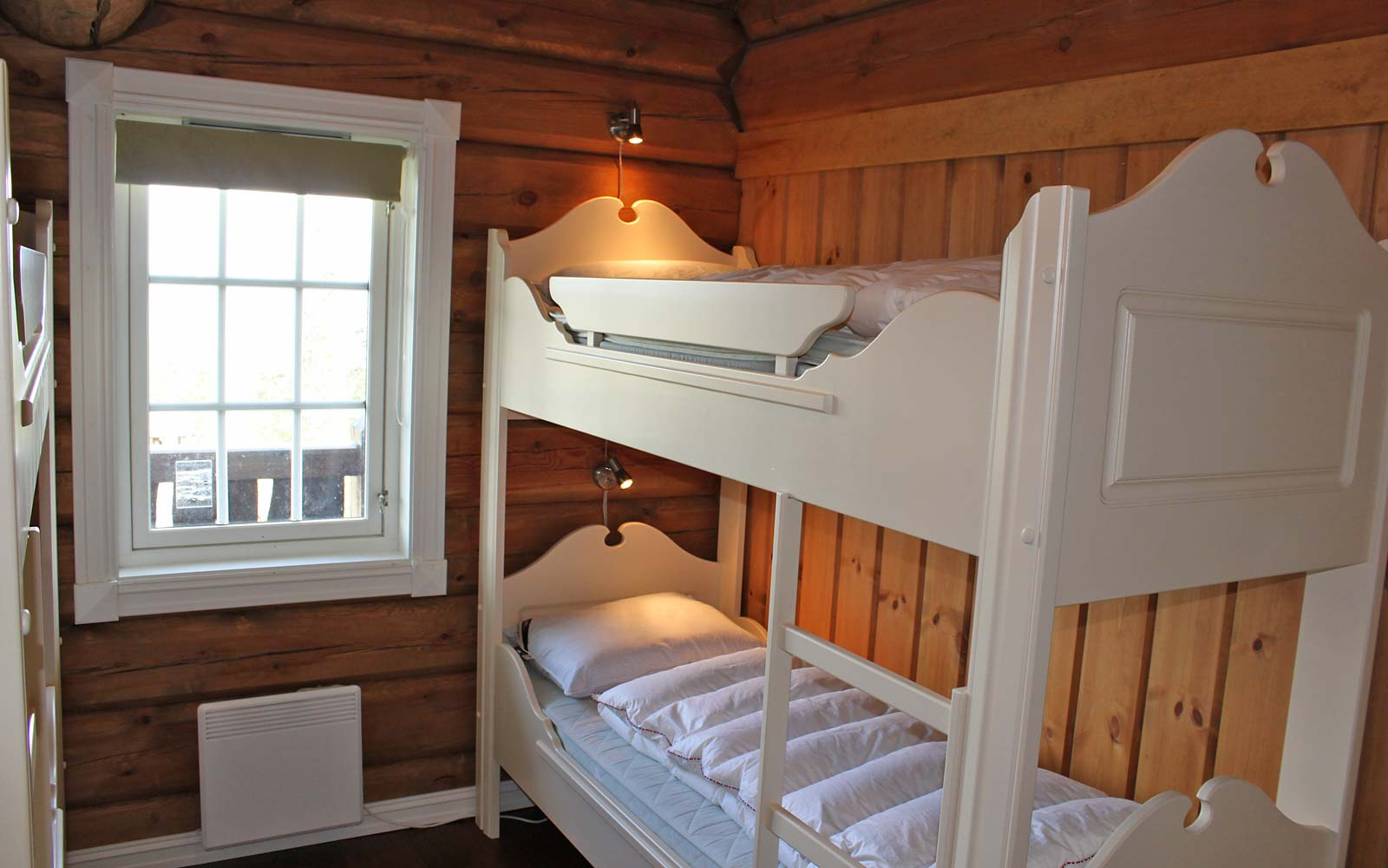 Soverom hytte 829 - Sjumilskogen booking Trysil