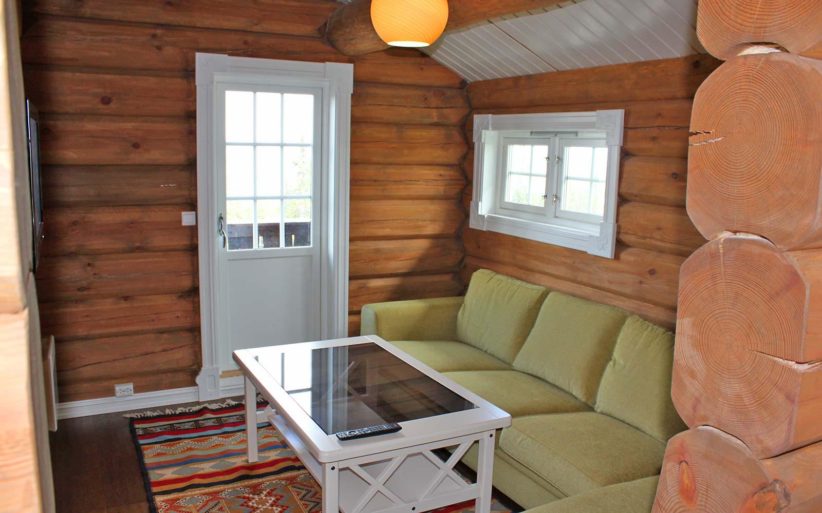 Loftstue hytte 829 - Sjumilskogen booking Trysil
